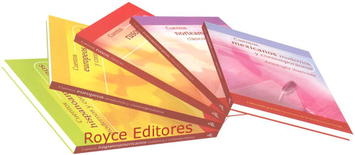 Libros de todas las editoriales en ROYCE EDITORES