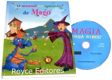 El Manual del Aprendíz de Mago con CD-ROM
