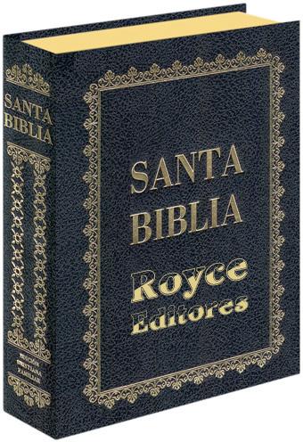 SANTA BIBLIA REINA VALERA LETRA GRANDE. Edición de lujo para protestantes