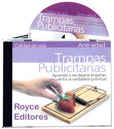 Trampas Publicitarias con CD Audio